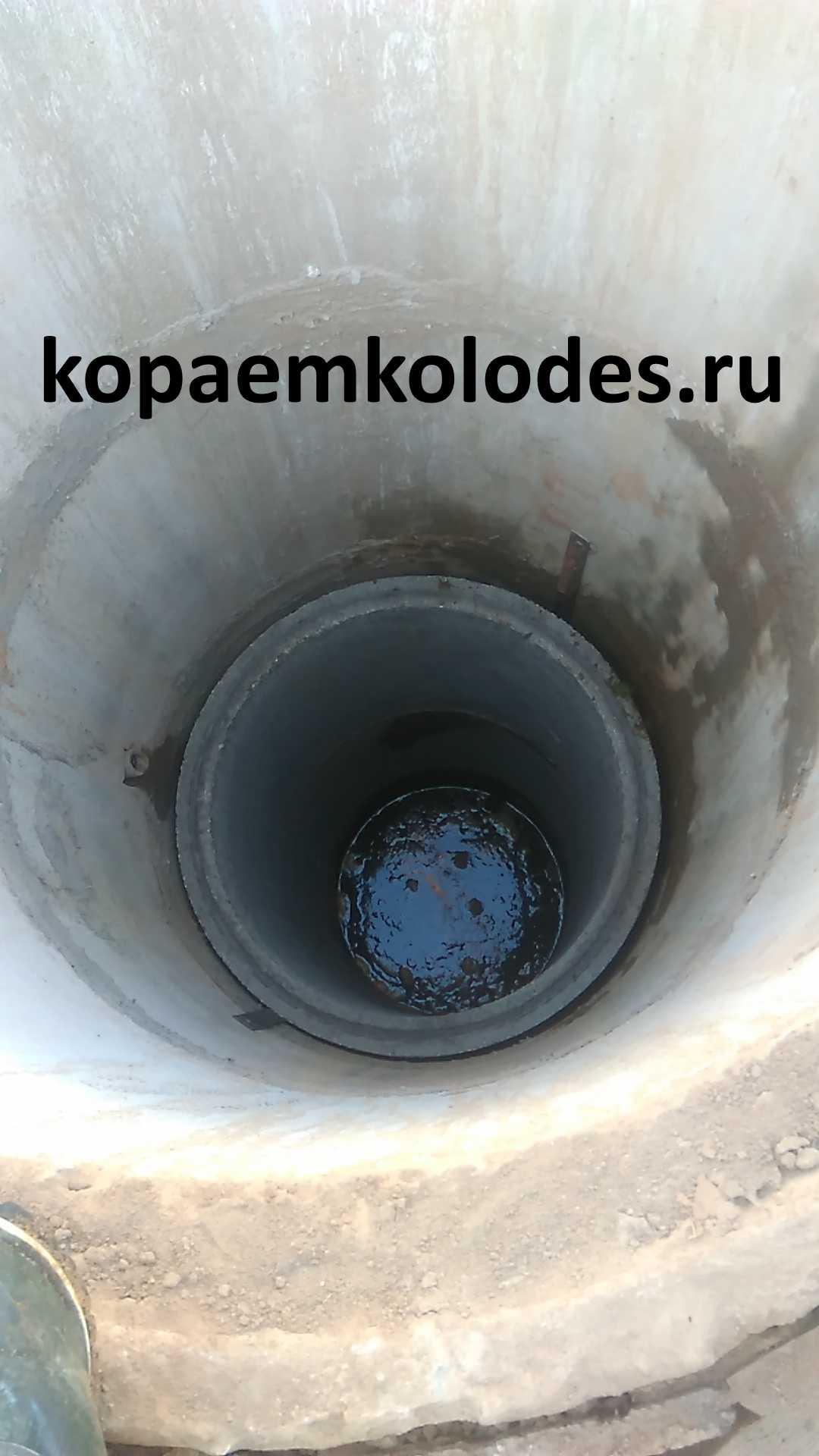 Углубление колодцев в Тверской области