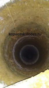 Копка колодцев в Елховском районе