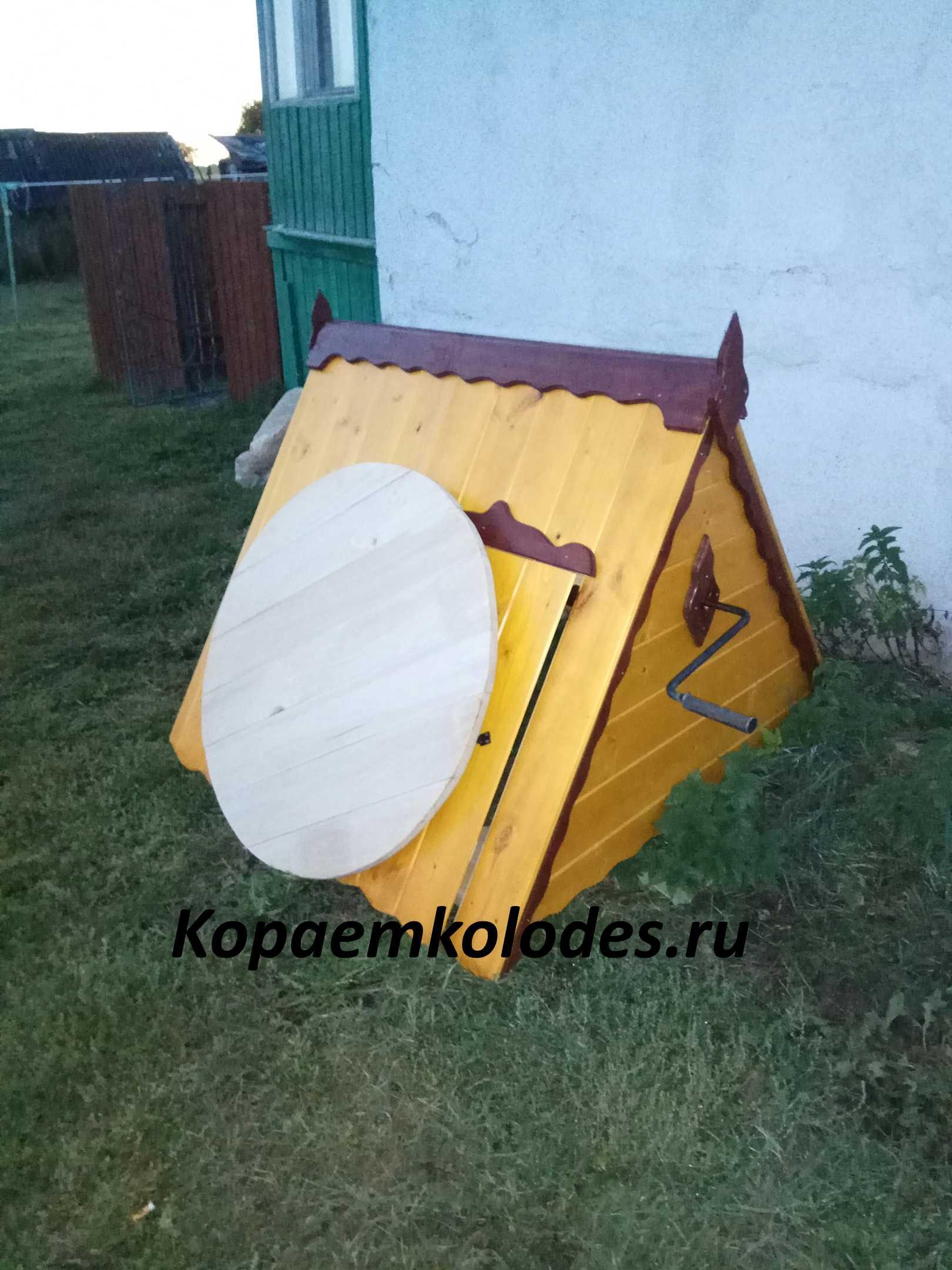 Чистка колодцев в Боровском районе и Боровске