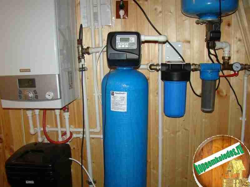 Водоснабжение для частного дома в Лотошинском районе и Лотошино