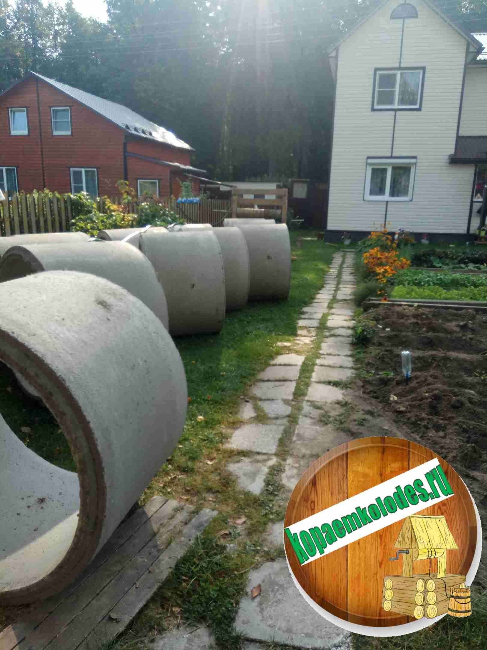 Выкопать колодец в Лотошинском районе и Лотошино