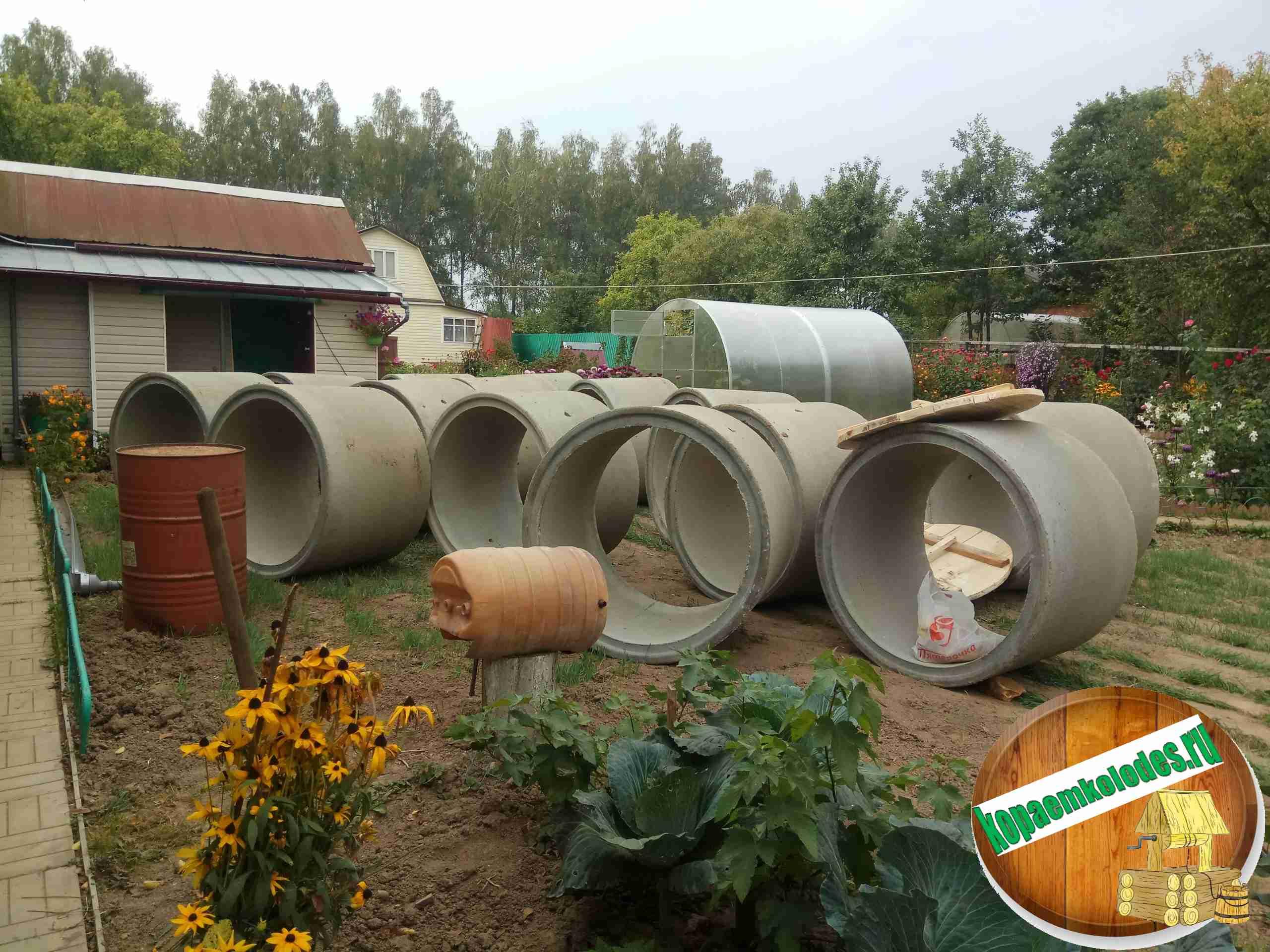 Копка колодцев в Щелково и Щелковском районе